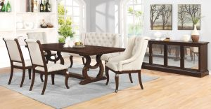 Brockway Cove Dining Collection - Antique Jave Finish