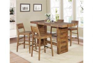 Tucson Dining Collection - Varied Natural Finish