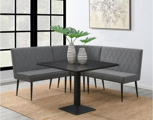 Moxee 4-Pc Booth Style Dining Collection