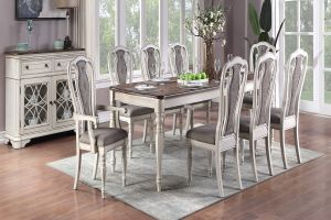 Cornell 9 Pc Dining Collection - 2 Extension Leaves