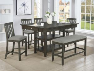 Puma 6 Pc Dining Collection - 3 Finish Choices