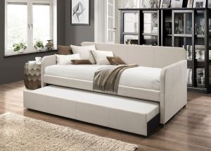 Jagger Twin Day Bed with Roll-Out Trundle