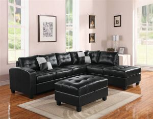 Kiva Reversible Sectional - 3 Color Choices