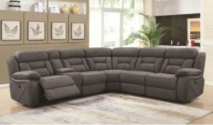 Higgins 4 Pc Sectional - Power Motion