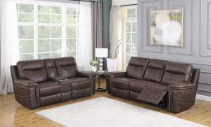 Wixom Power Motion Sofa Collection - Brown or Grey