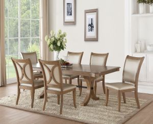 Harold 7 Pc Dining Collection - Acme Furniture