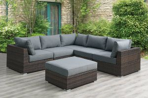 Outdoor Modular Furniture - Build Your Own