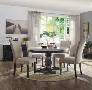 Nolan Round Table Dining Collection