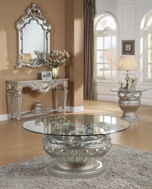 Caspian Occasional Collection - 3 Finish Choices