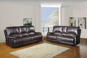Daytona Motion Sofa Collection - Brown or Beige