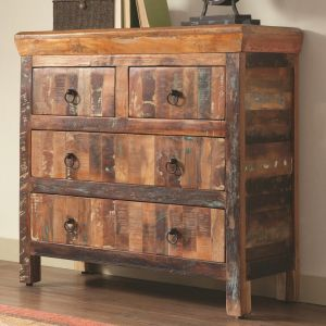 Cabinet - Reclaimed Wood