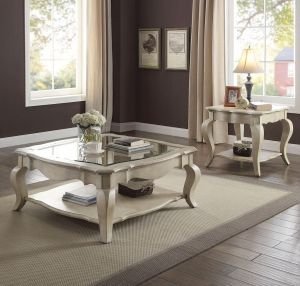 Chelmsford Occasional Collection - Taupe Finish
