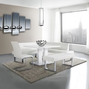 Amanda Nook Dining Collection - 2 Colors