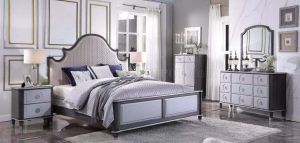 House Beatrice Bedroom Collection - Two Tone Finish