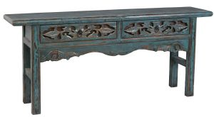 Fiona Console Table - Hand Finished
