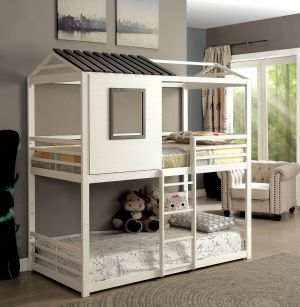 Stockholm Twin/Twin Bunk Bed - House Design