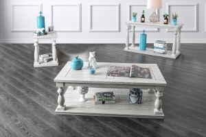 Arlington Occasional Tables - Antique White