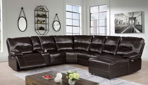 Alayna Power Sectional - Reclining Chaise
