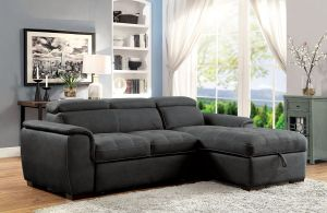 Patty Sleeper Sectional - 3 Color Choices