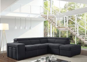 Athene Sectional Collection - Pull Out Sleeper