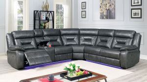 Omeet Motion Sectional Collection - Manual or Power