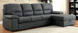 Alcester Contemporary Sectional w/Pull Out Sleeper