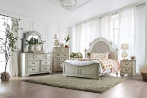 Pembroke Bedroom Collection - Rustic Glam Look