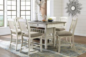 Bolanburg Dining Collection - Two Tone Finish