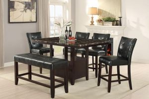 Soho 6 Pc Dining Collection -