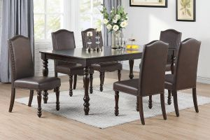 Jackson 7 Pc Dining Collection - Upholstered Cushions