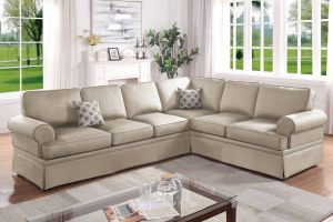 Carlsbad 2 Pc Sectional - 3 Color Choices