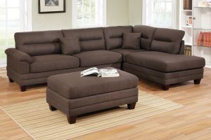 Clinton Reversible Sectional Collection - 3 Colors