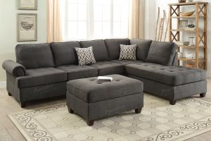 Diego 2 Pc Sectional - 2 Colors