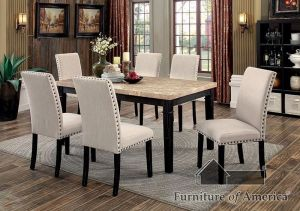 Dodson 6-7 Pc Dining Collection - Chairs or Bench