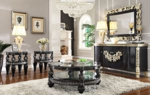 Parisian Occasional Collection - Old World Elegance