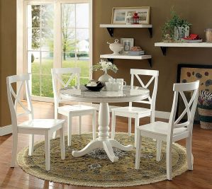 Penelope 5 Pc Dining Set