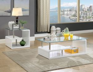 Torkel Occasional Collection - White High Gloss