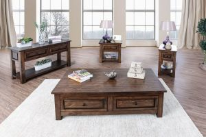 Annabel Occasional Collection - Walnut Finish