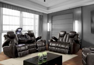 Zaurak Motion Sofa Collecton - Power Recliners