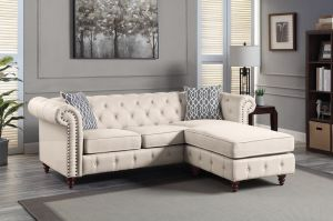 Waldina Reversible Sectional - 2 Color Choices