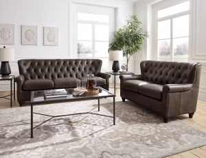 Charlie Sofa Collection - Top Grain Leather