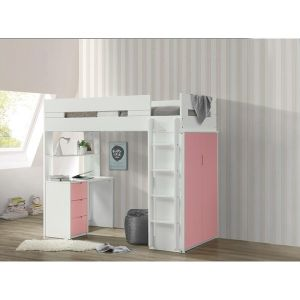Nerice Twin Loft Bed - 4 Finish Options