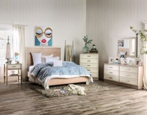 Roseburg Maple Bedroom Collection - Made in USA