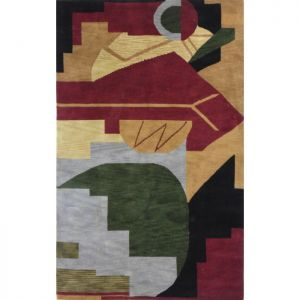 Alice Hand Knotted Rug - New Zealand Wool