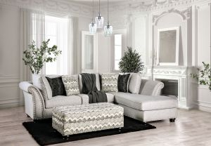 Pasquale Sectional Collection - Transitional