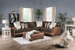 Gellhorn Sectional Collection - Brown or Gray