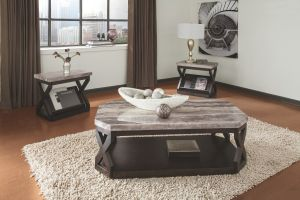 Radilyn 3 Pc Occasional Table Set - Ashley Furniture