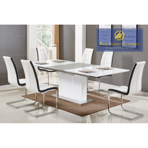 Piovesan Dining Collection - Lacquer Dining Table