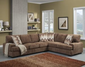 Vienna Custom Made Sectional - 2 Color Choices