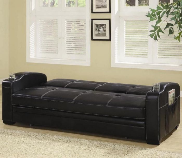 Futon Sofa Bed 300132 Coaster Furniture